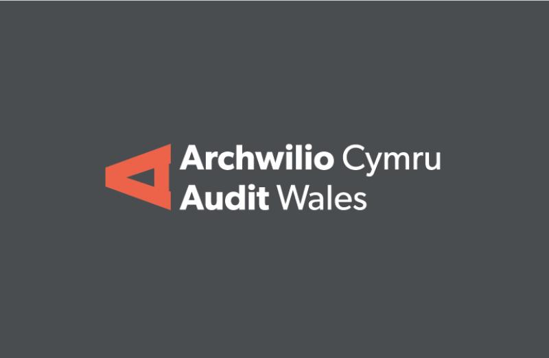 Audit Wales logo