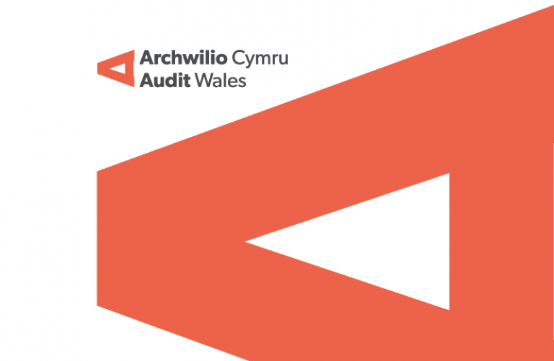 Audit Wales logo